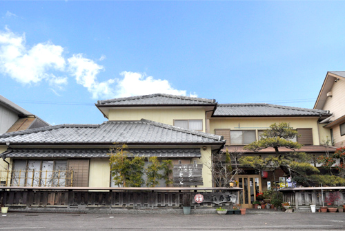 旅途的旅馆寿吉