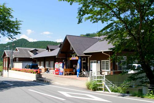 河的车站独木舟馆