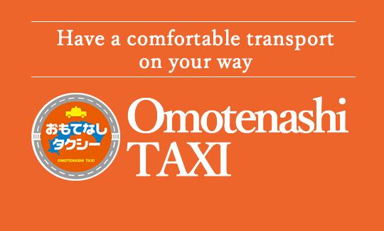Hospitality taxi